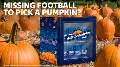 Season-Specific Beer Giveaways