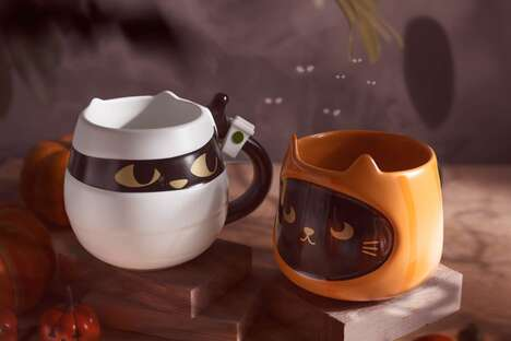 Cat Coffee Cup Collections