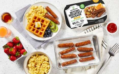 Plant-Based Breakfast Products