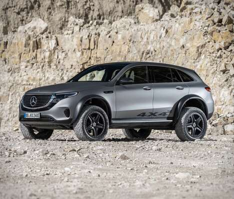 Luxury Off-Road Electric SUVs