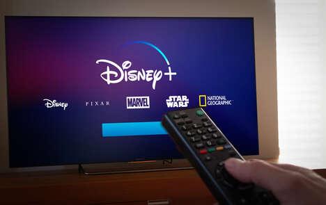 Streaming-Focused Cooperate Reorganizations