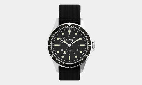 Low-Cost Diver Timepieces