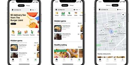 Restaurant-Focused Delivery Features