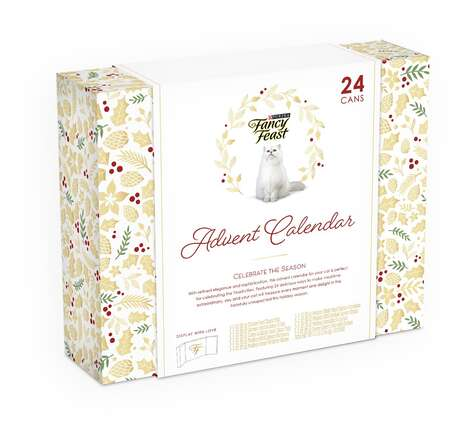 Cat Food Advent Calendars