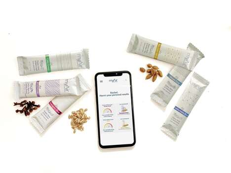 Botanically Infused Nutrition Bars
