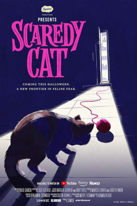 Cat-Friendly Horror Movies