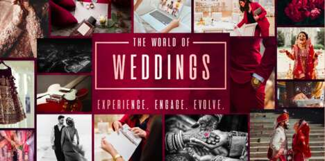 Virtual 3D Wedding Events