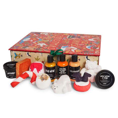 Festive Vegan Skincare Sets