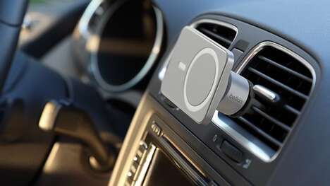 Magnetic Automotive Smartphone Mounts