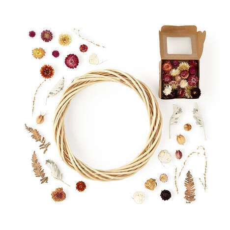 Sustainable DIY Wreath Kits
