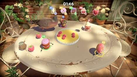 Cake Battle Games