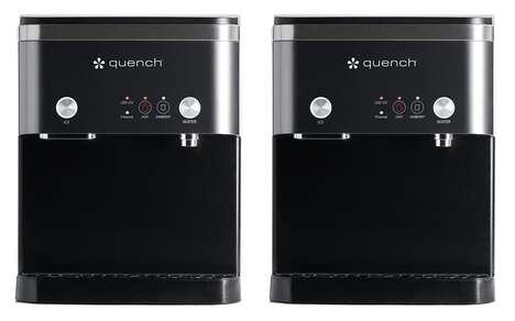 UV-C Sanitation Water Dispensers