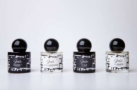 Global City-Inspired Fragrances