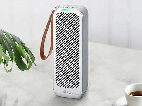 Ultra-Compact Air Purifiers