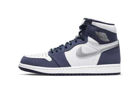 Cult Classic High-Top Shoes