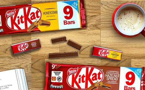 Low-Calorie Chocolate Treats : Nestlé KitKat 1