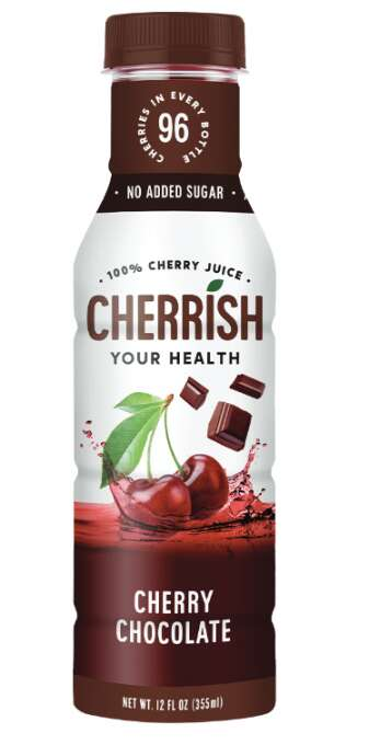 Chocolatey Cherry-Powered Refreshments