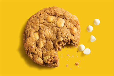 Cream Cheese Chip Cookies