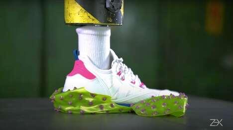 Soothing Sneaker Videos