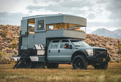 Spacious Overlanding Campers