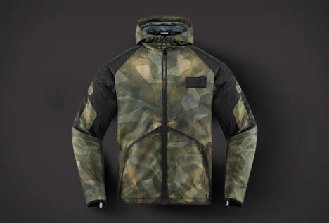 Discreet Protection Motorcyclist Jackets