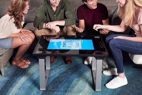 Digital Board Game Furniture