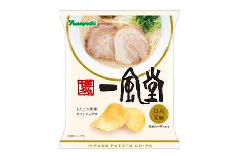 Ramen-Flavored Potato Chips
