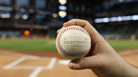 Social Media Baseball Campaigns