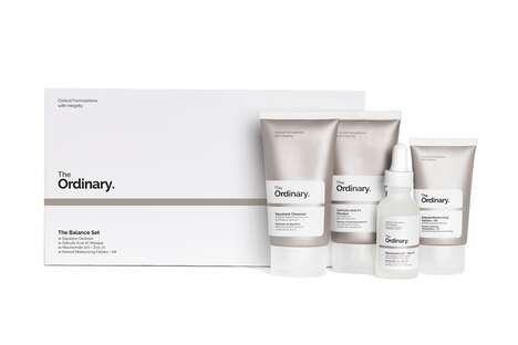 Five-Piece Winter Skincare Sets