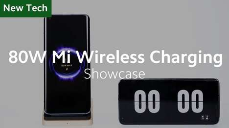 Ultra-Fast Wireless Charger Technologies
