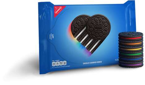 Inclusive LGBT Cookie Campaigns