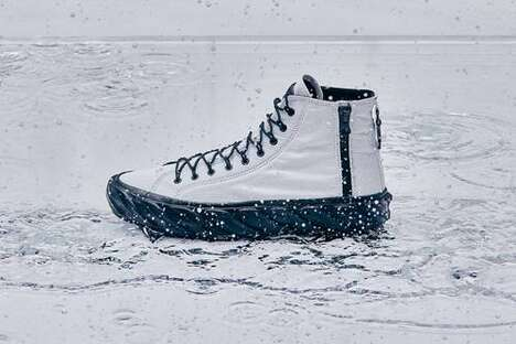 Reflective Waterproof Sneakers