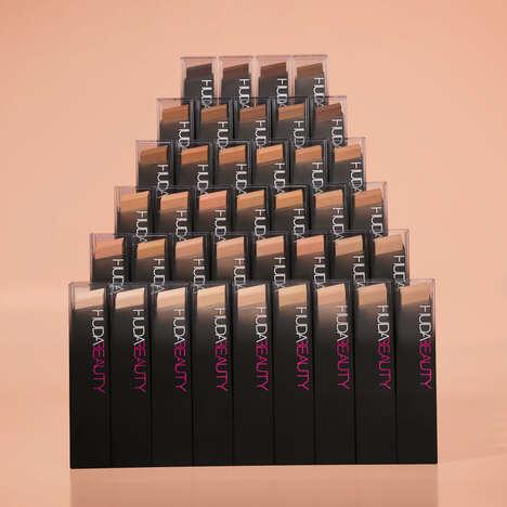 Beauty Filter Foundation Sticks