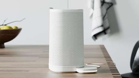 Nano-Ceramic Filter Air Purifiers