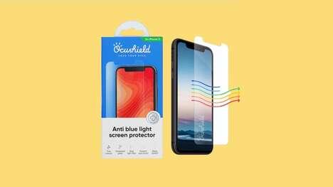Antibacterial Smartphone Screen Protectors