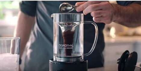 Cyclonic Coffee Brewers