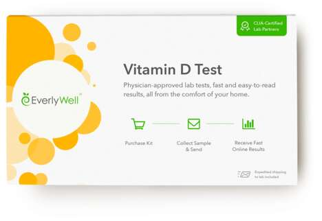 At-Home Vitamin D Deficiency Tests