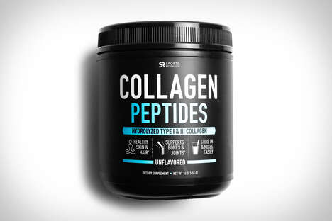 Optimized Collagen Supplements