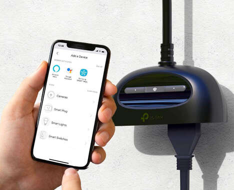 Exterior Smart Power Solutions
