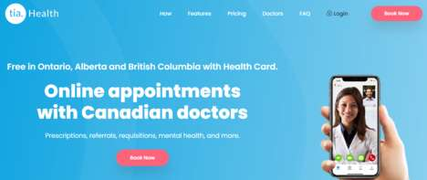 Free Online Doctor's Appointments