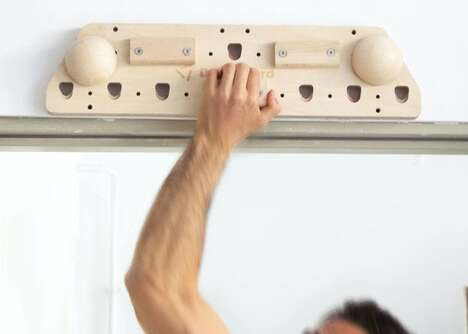 At-Home Climbing Hangboards