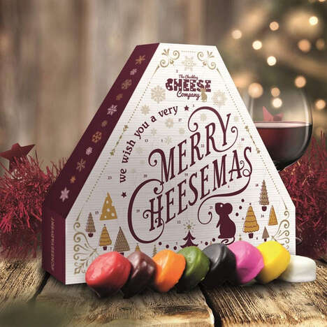 Gourmet Cheese Advent Calendars