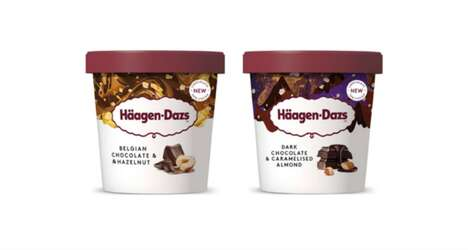 Nutty Indulgence Ice Creams