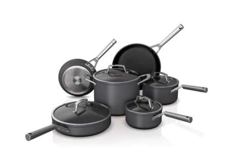 Non-Sticking Sleek Cookware