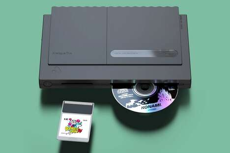 Video Game-Upscaling Consoles