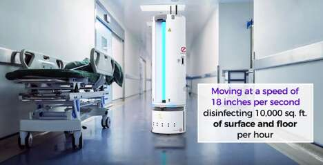Autonomous Sanitation Robots