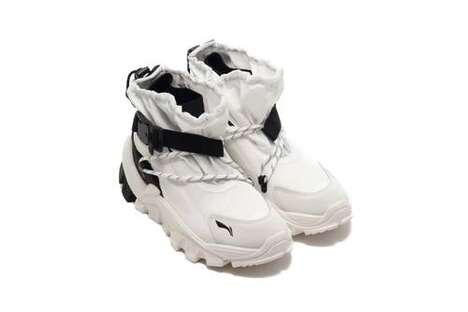 Weatherized Sneaker Boots