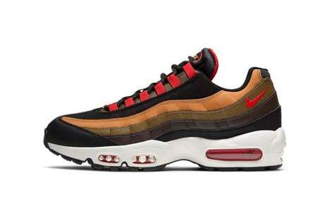 Paneling Sneaker Color Palettes