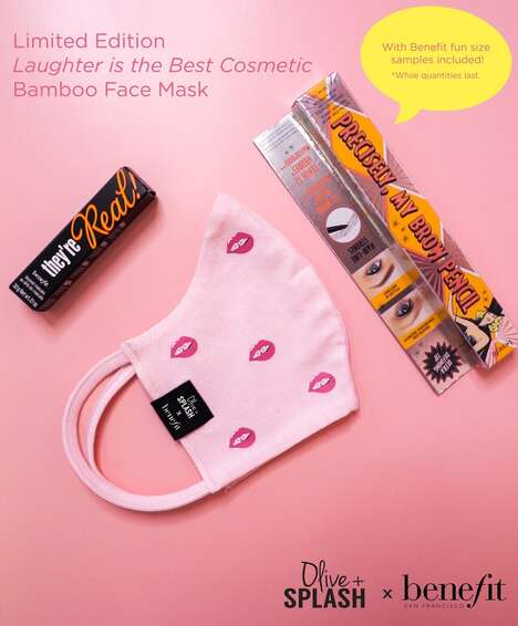 Cosmetic Collaborated Bamboo Masks