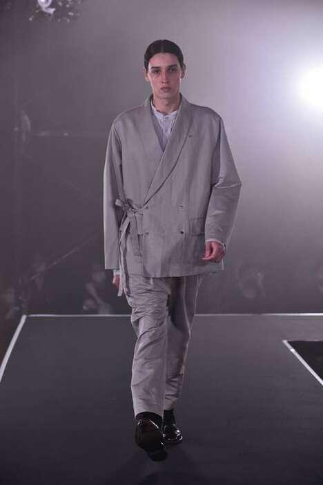 Dramatically Revamped Spring Fashion